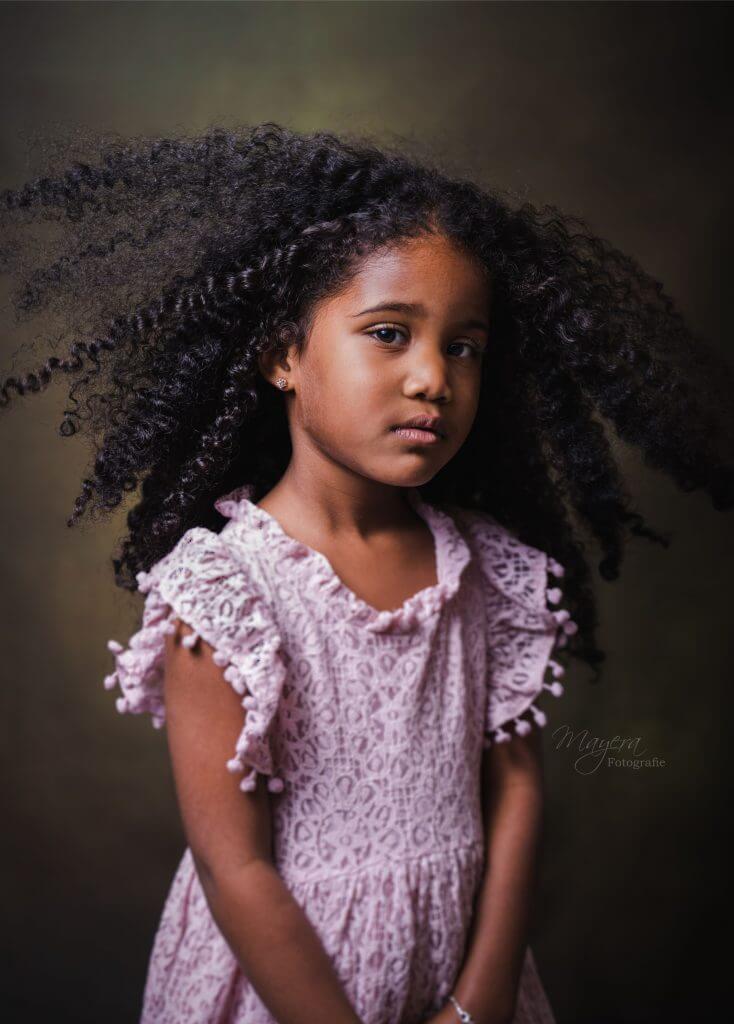 Meisje fine art portret utrech