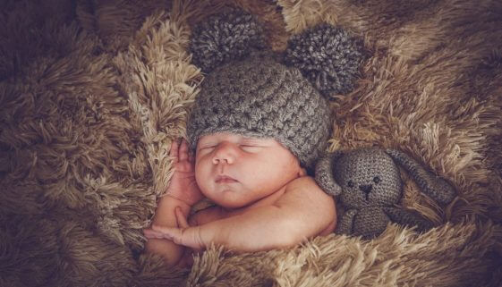Newborn Baby Fotoshoot