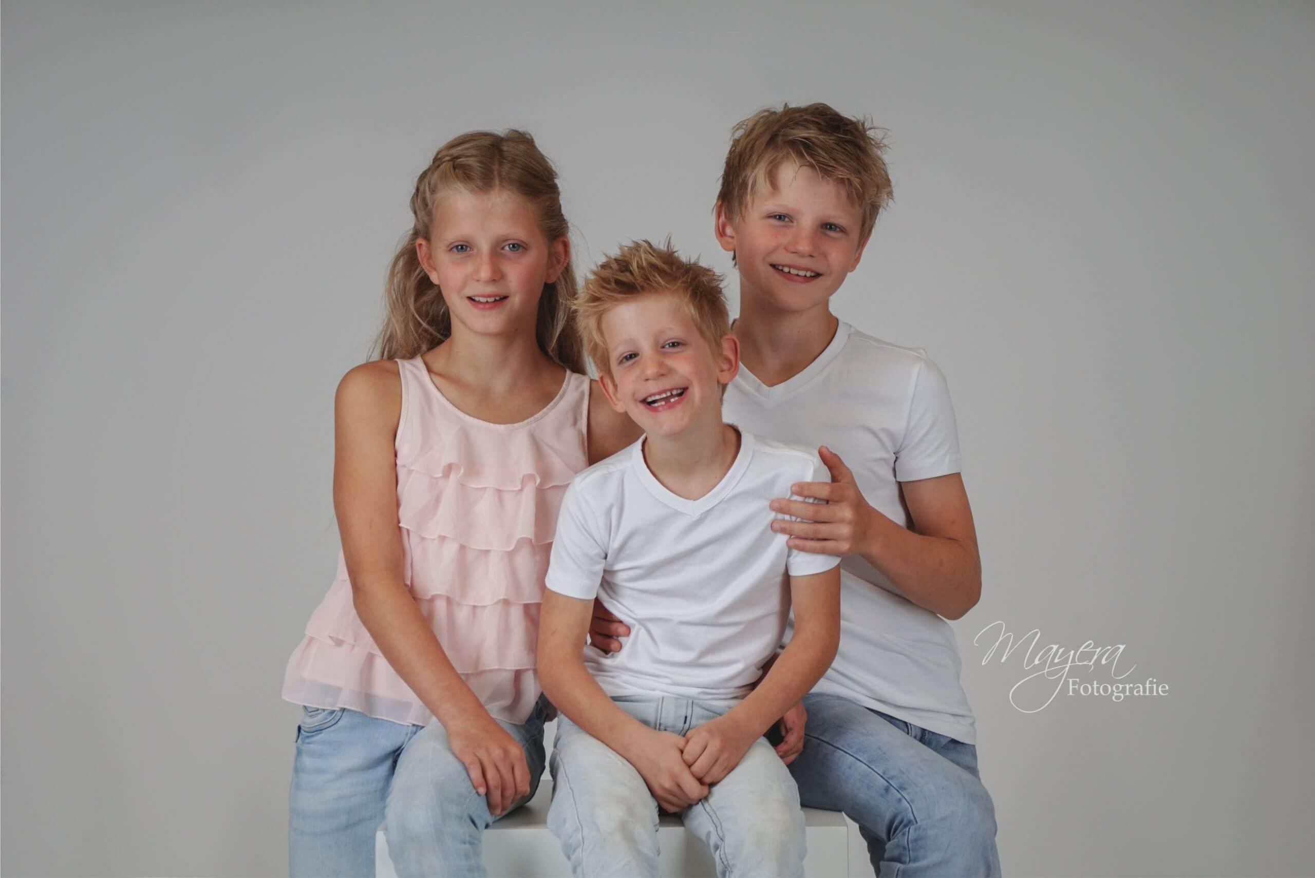 familie foto gezin