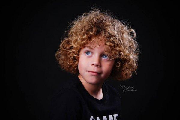 fine art portret jongen