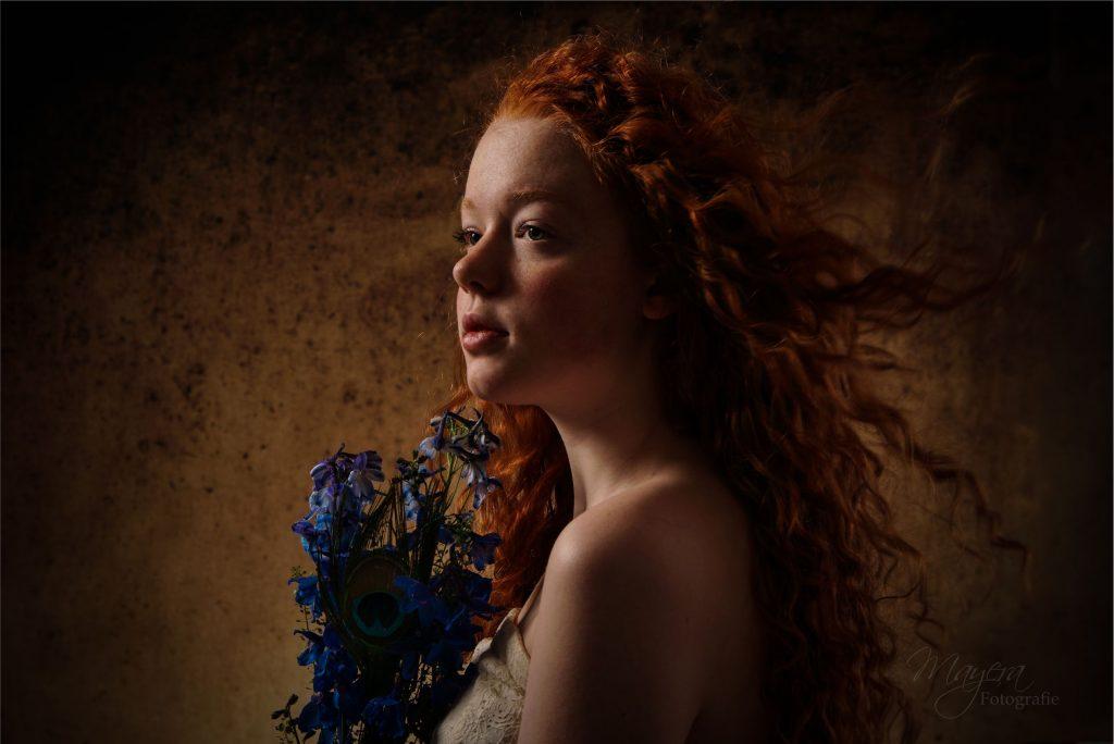 fine art portret meisje studio 1