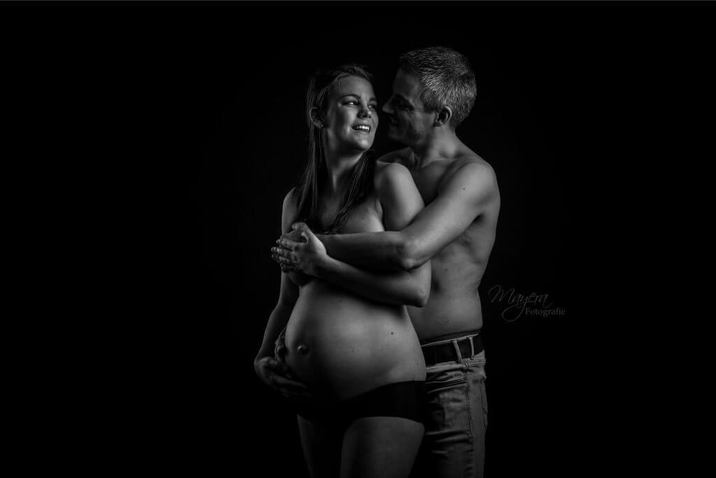 koppel zwangerschap