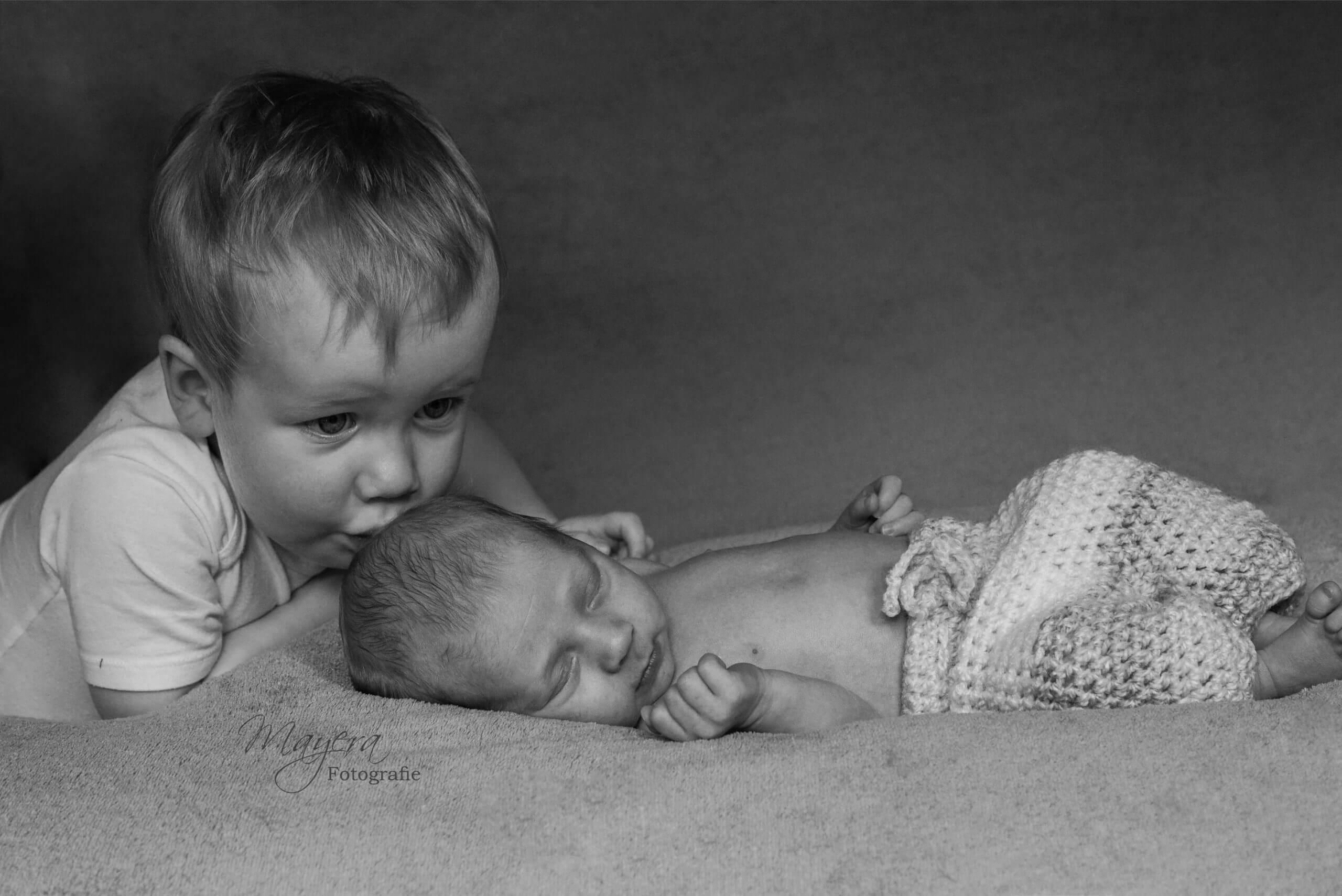 kus van grote broer