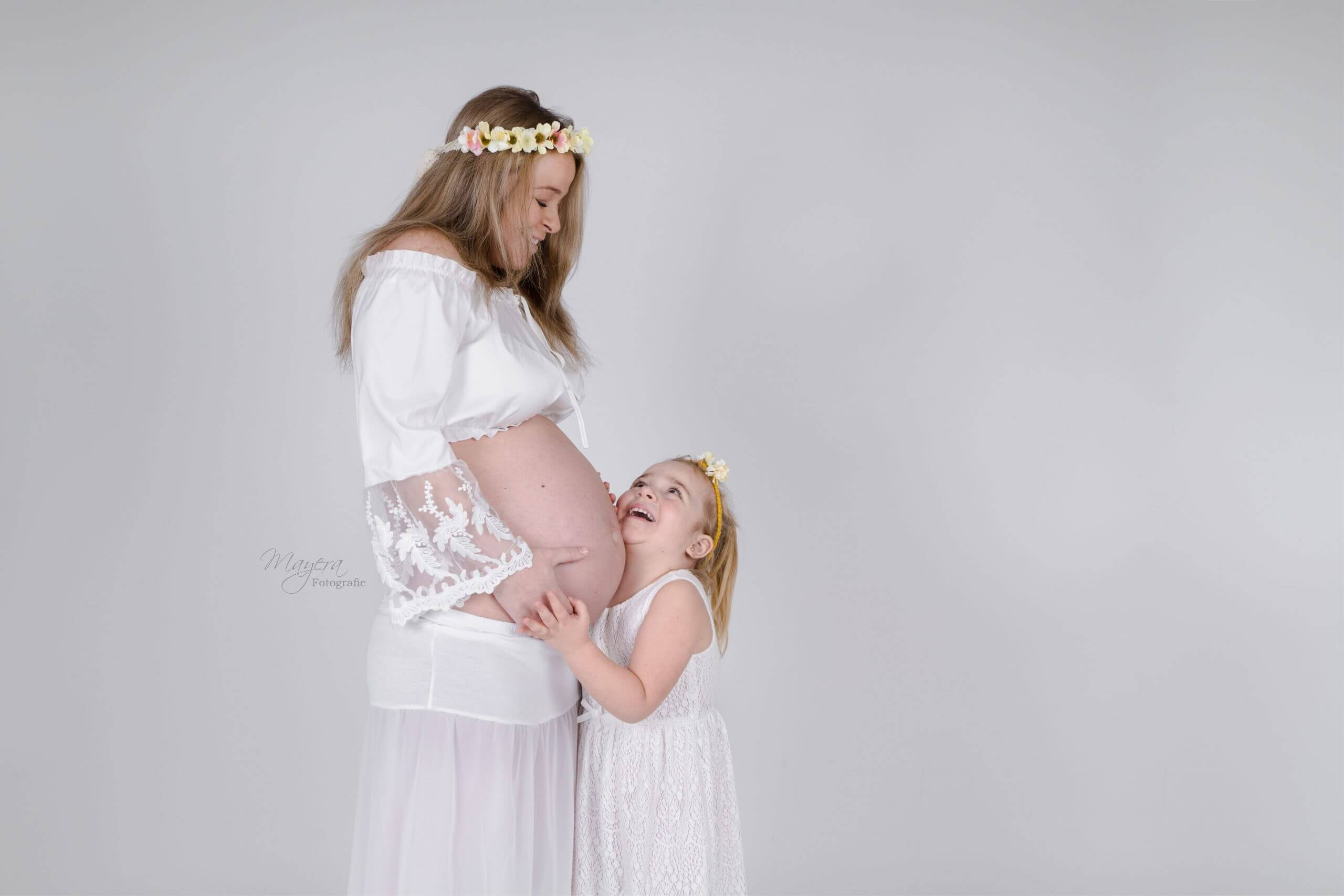 michelle zwanger dochter studio wit boho