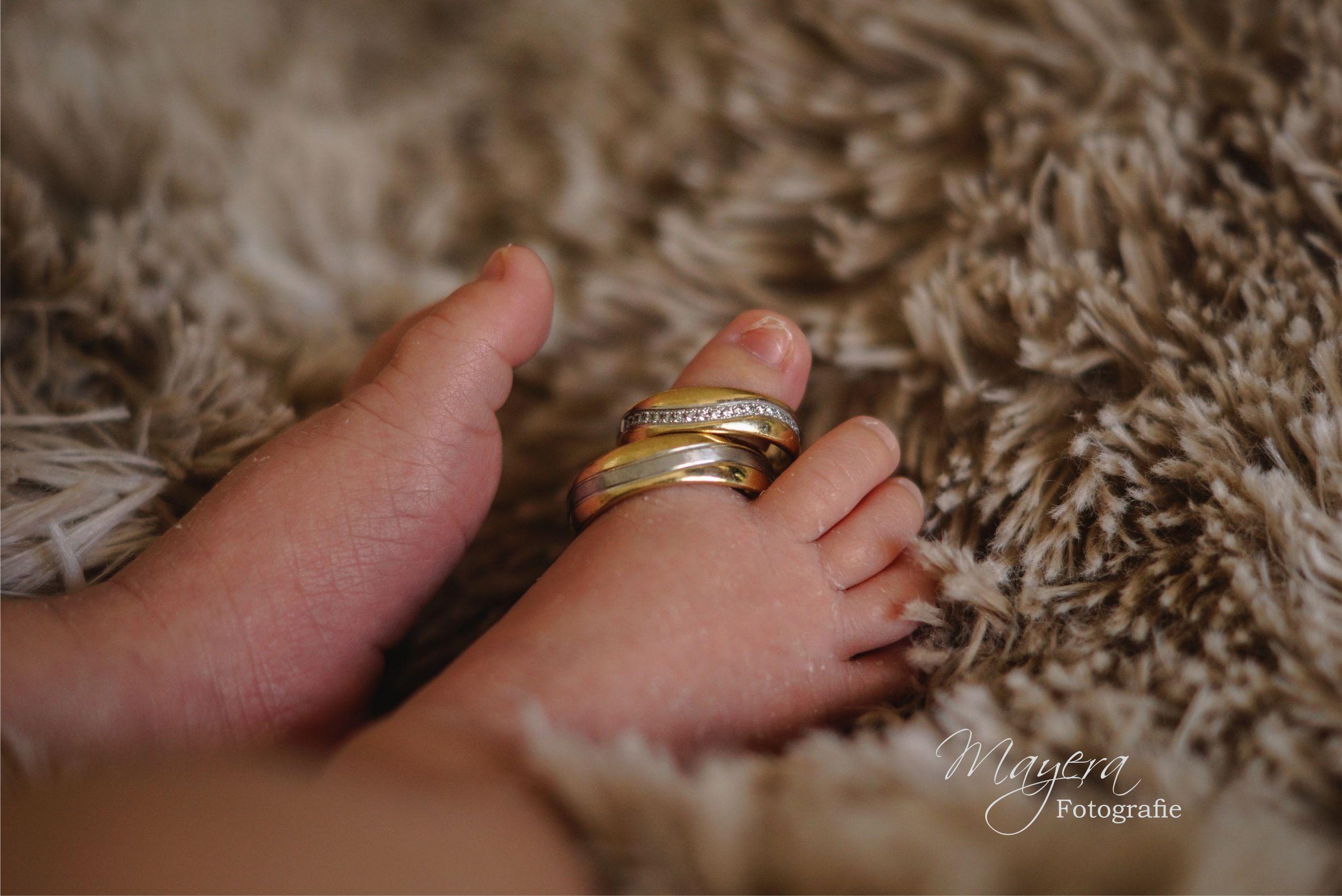 trouwring newborn