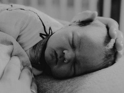 Blog borstvoeding Roan eerst week geboorte