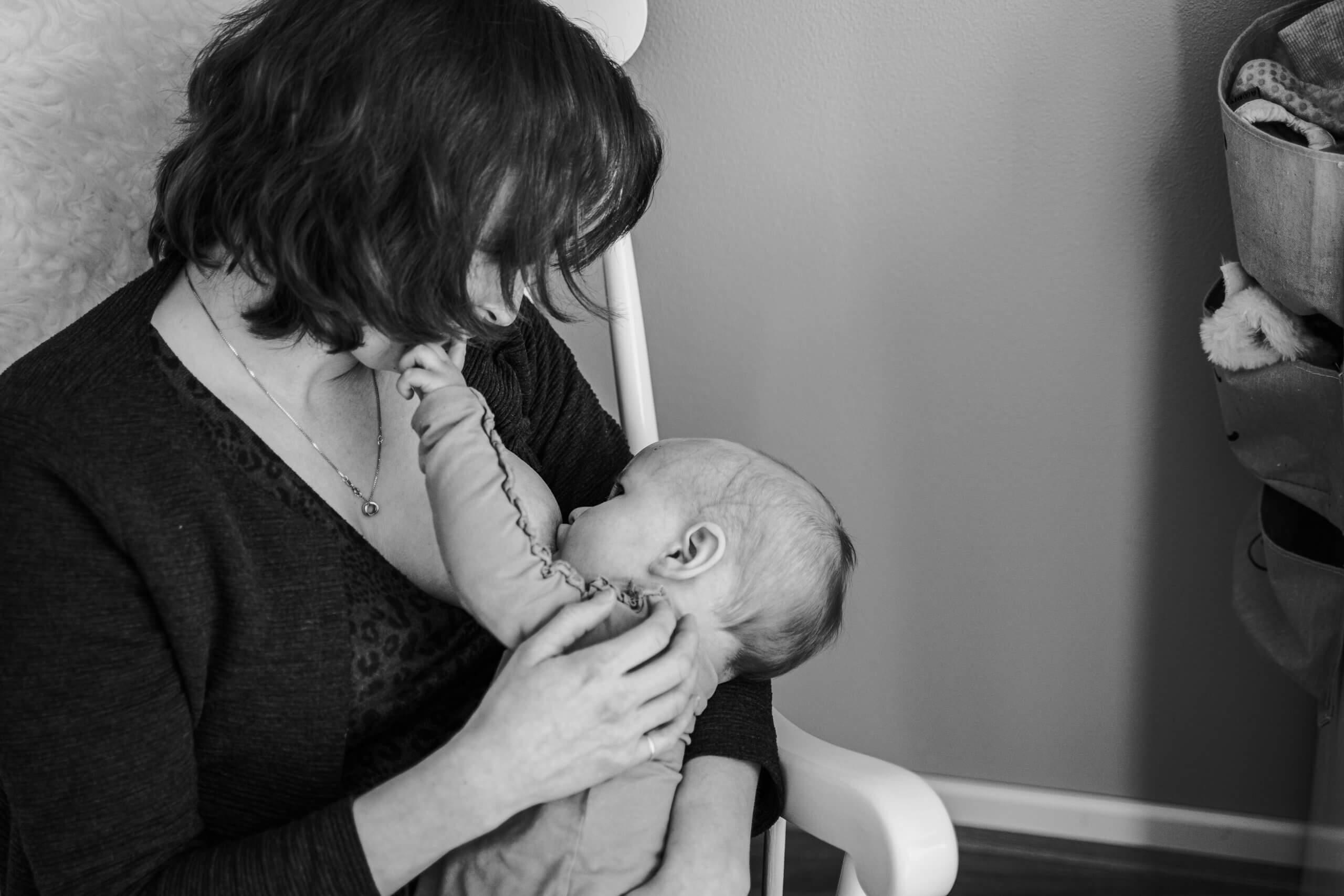 Borstvoeding geven aan je kindje ouders van nu