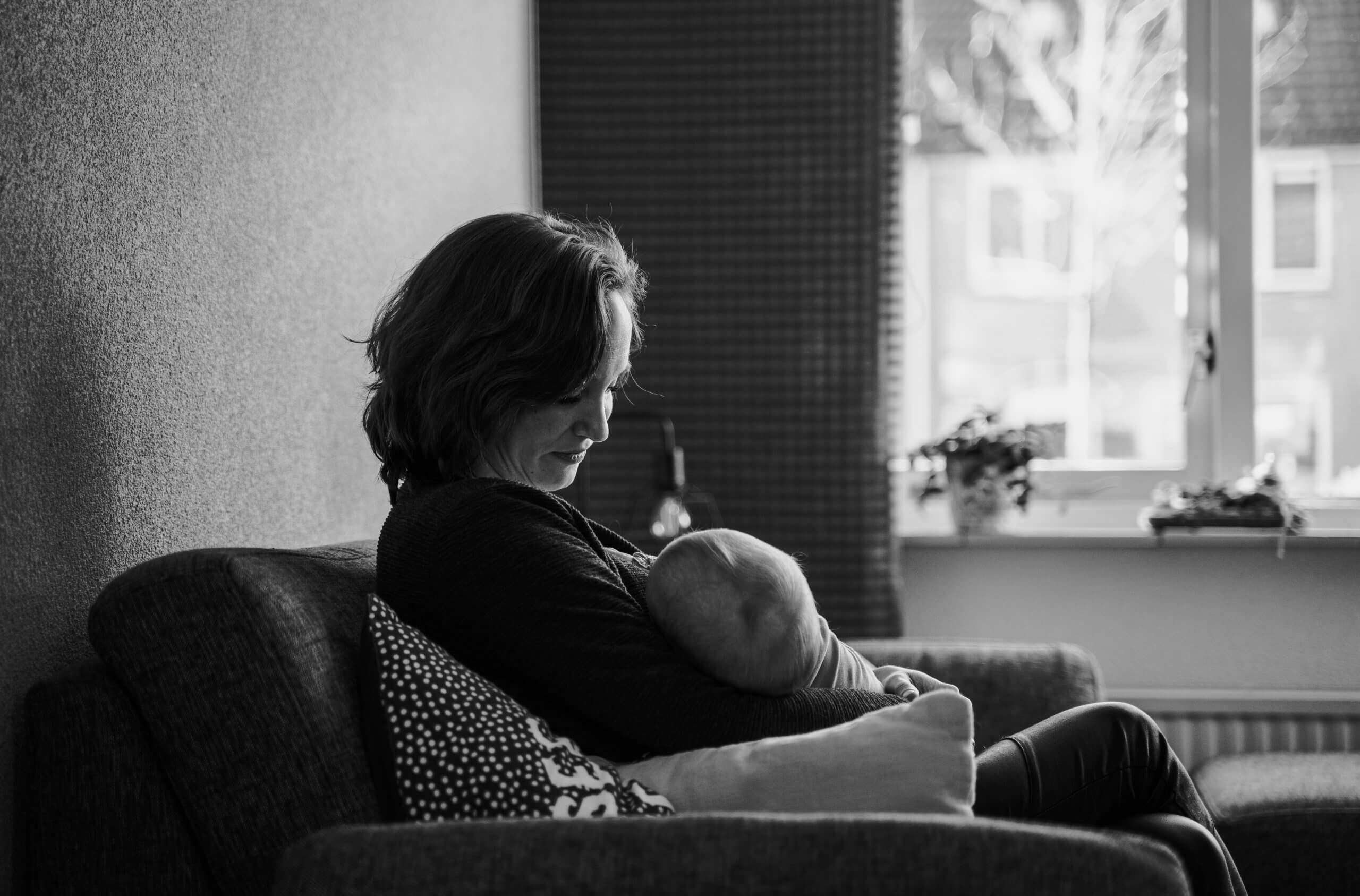 Borstvoeding geven samen Wijk bij Duurstede