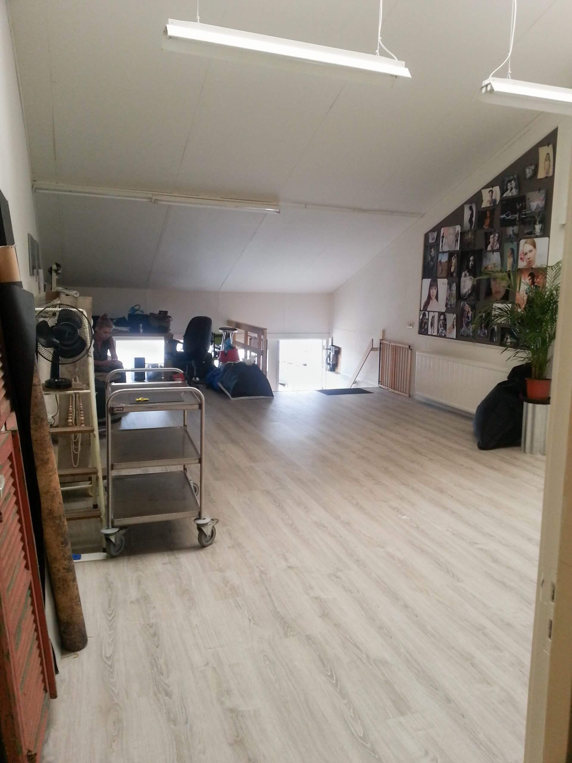 Studio locatie Cothen provincie Utrecht