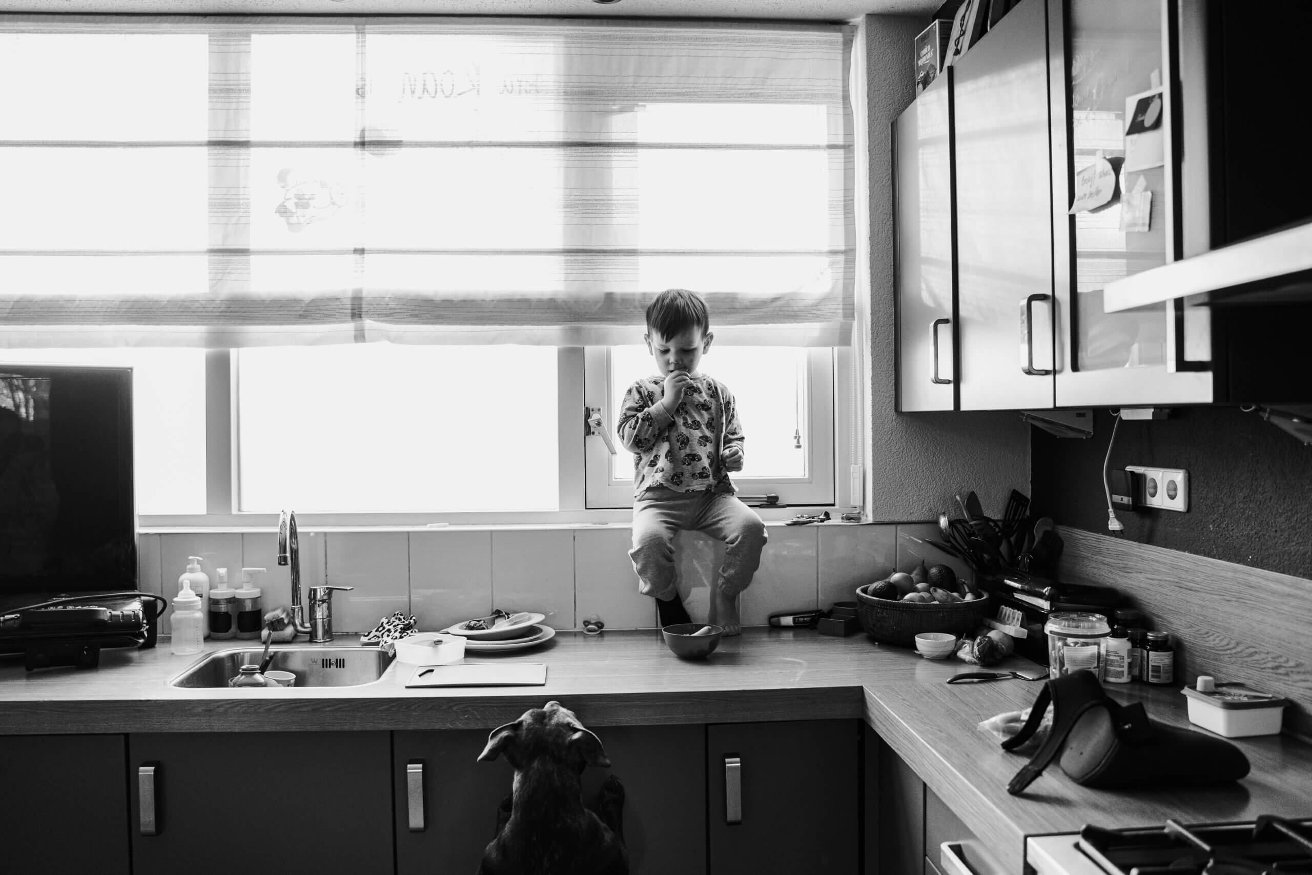 Day in the life keuken zo als het is