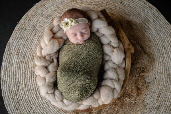 Newborn baby girl fotografe cothen pure puur (1)