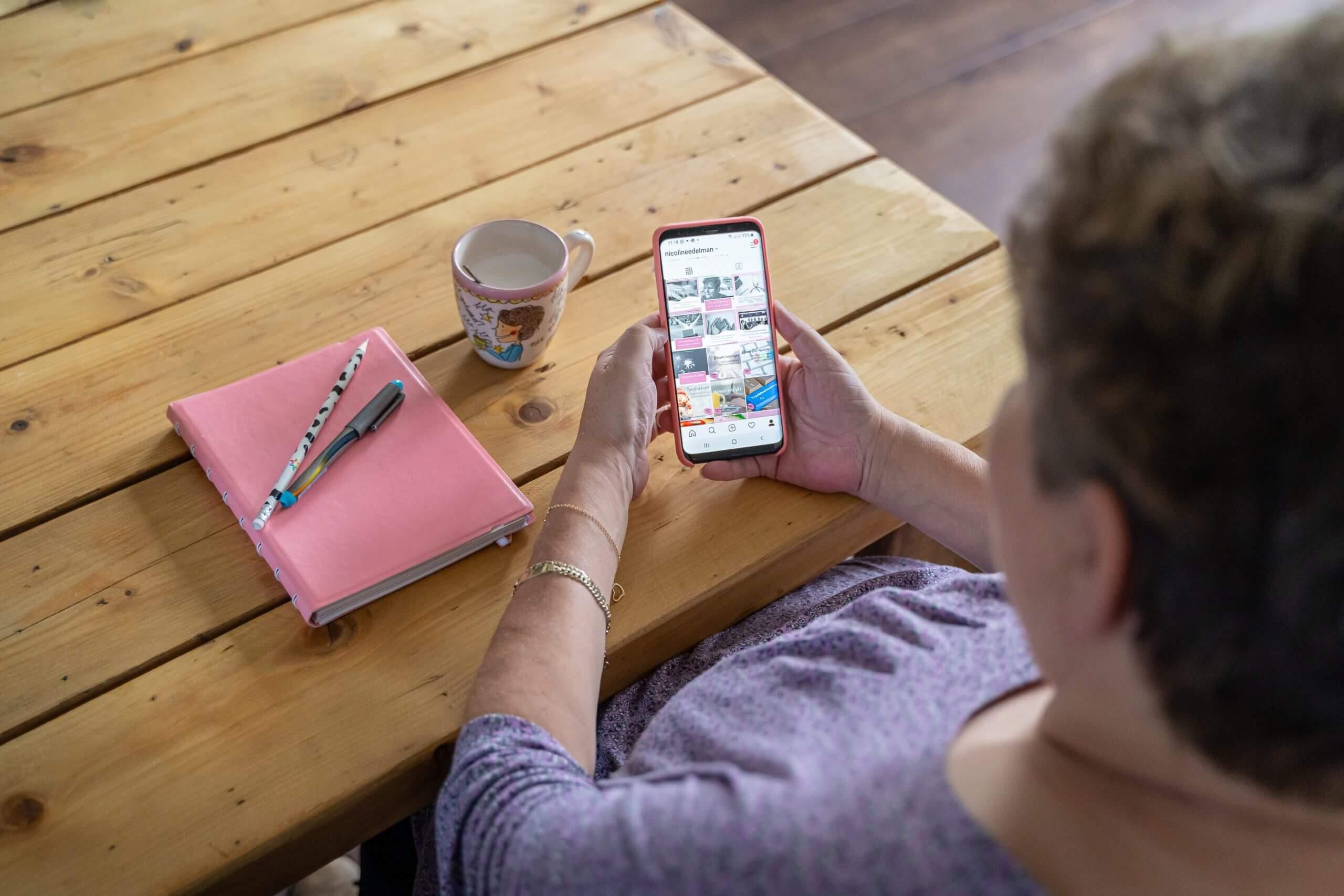 Nicoline's Office - Zakelijke fotoshoot - bedrijfsfotografie 2020 (1)