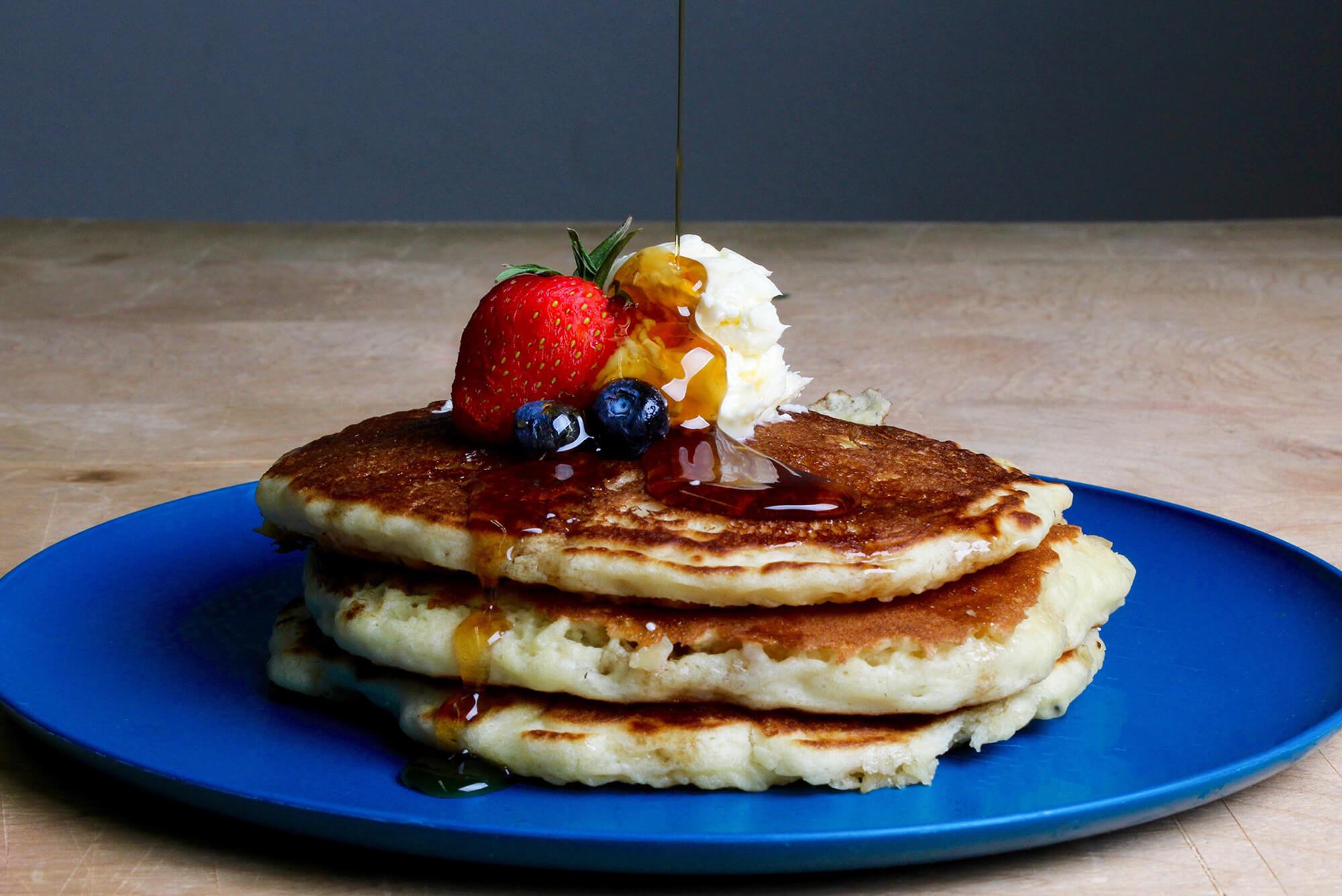 Pancake Smash 2020