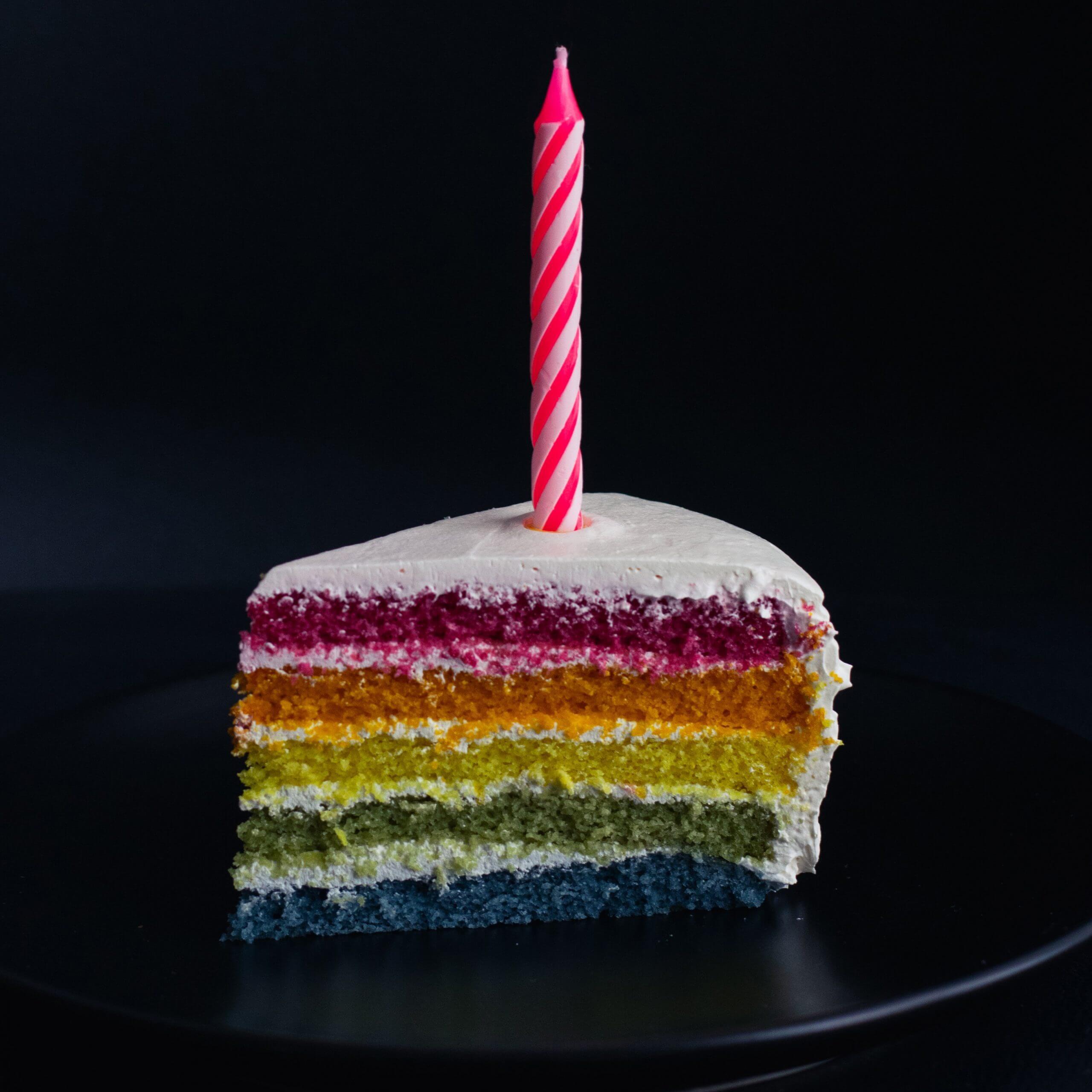 Cake Smash Taart Voorbeeld