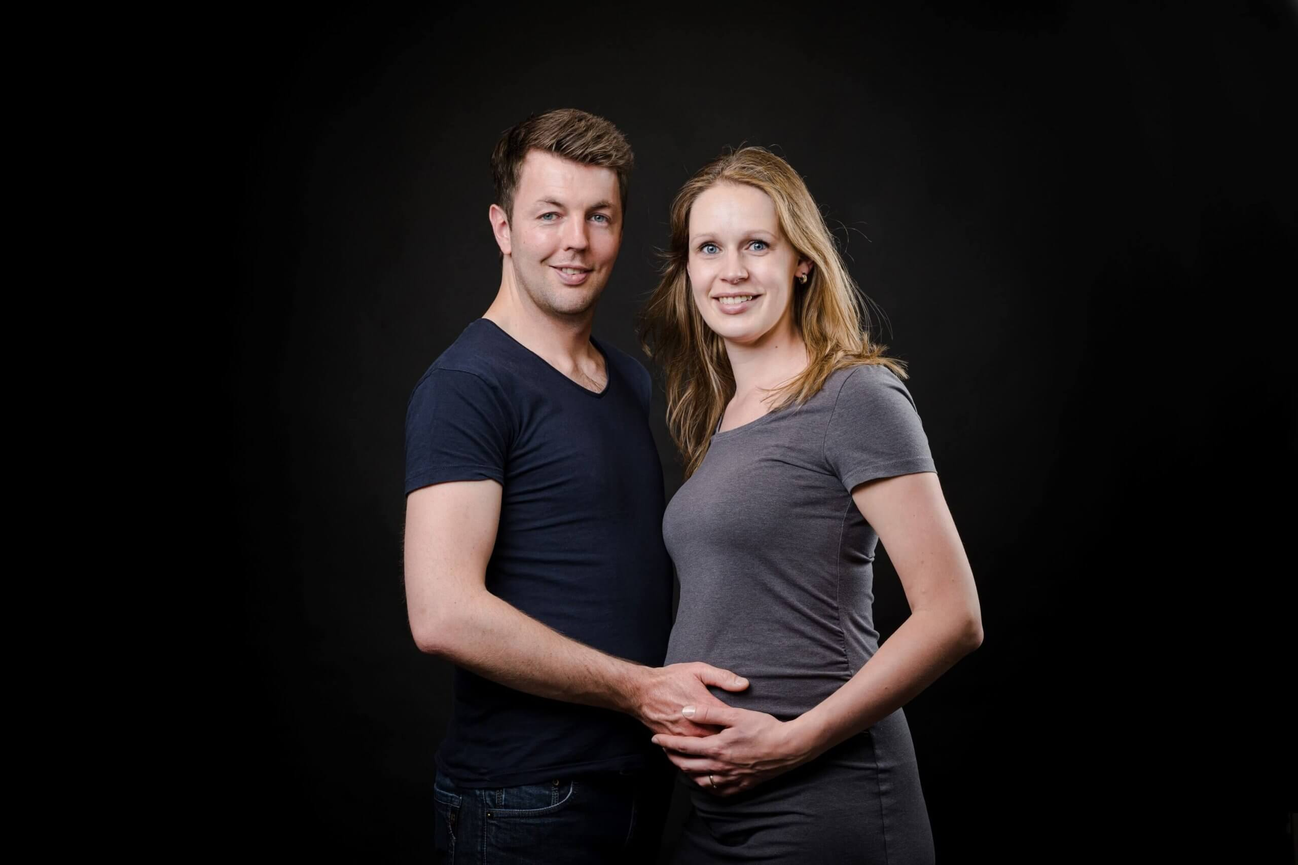 Zwangerschap samen ouders fotoshoot de bilt zeist soest soeterberg