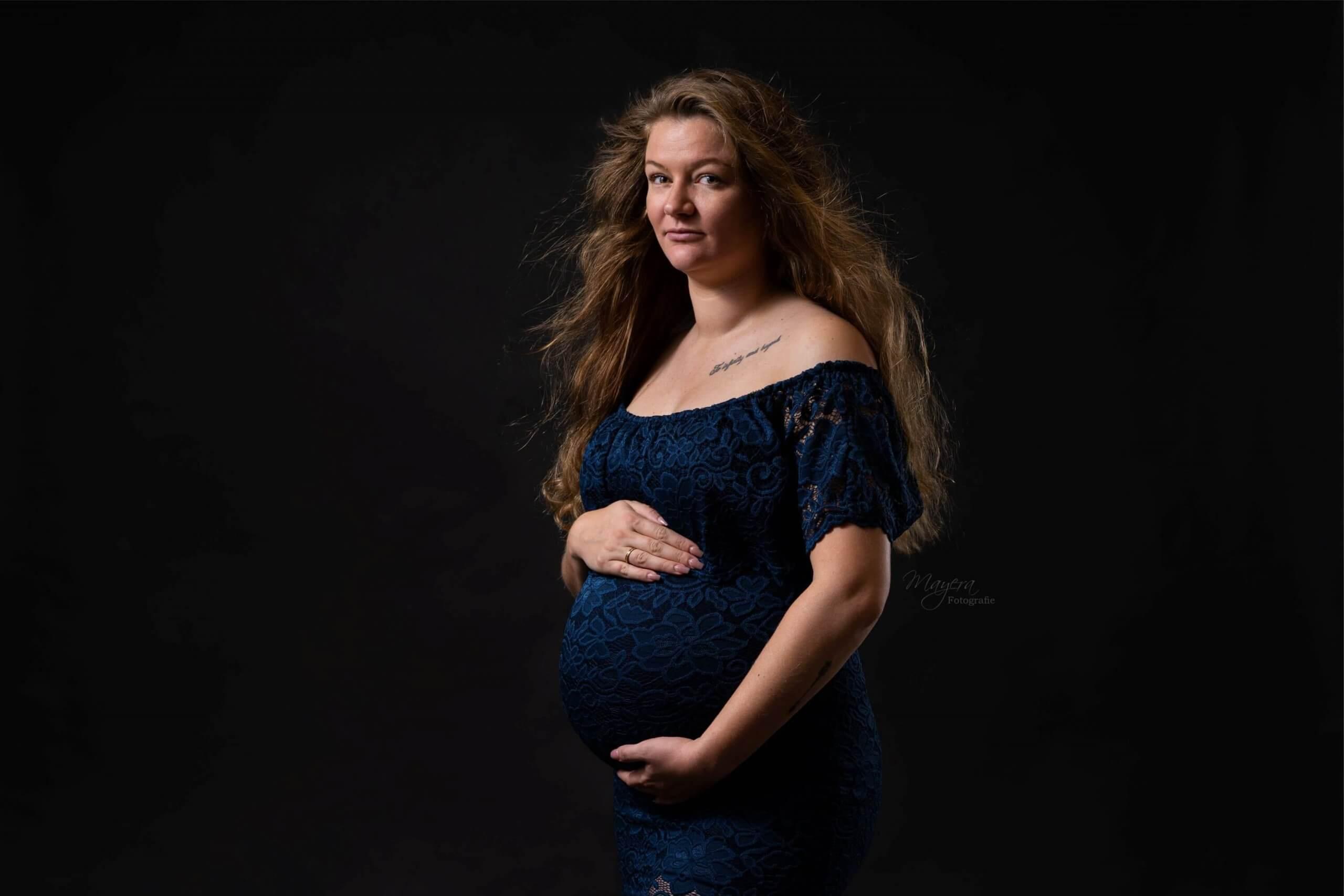 Garderobe studio fotoshoot dame moeder mommy momslife