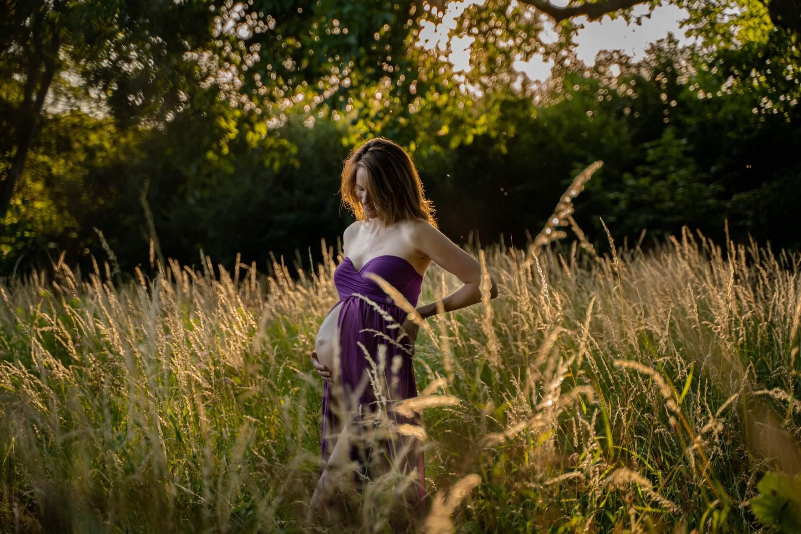 Zwangerschap golden hour mommy to be wijk bij duurstede