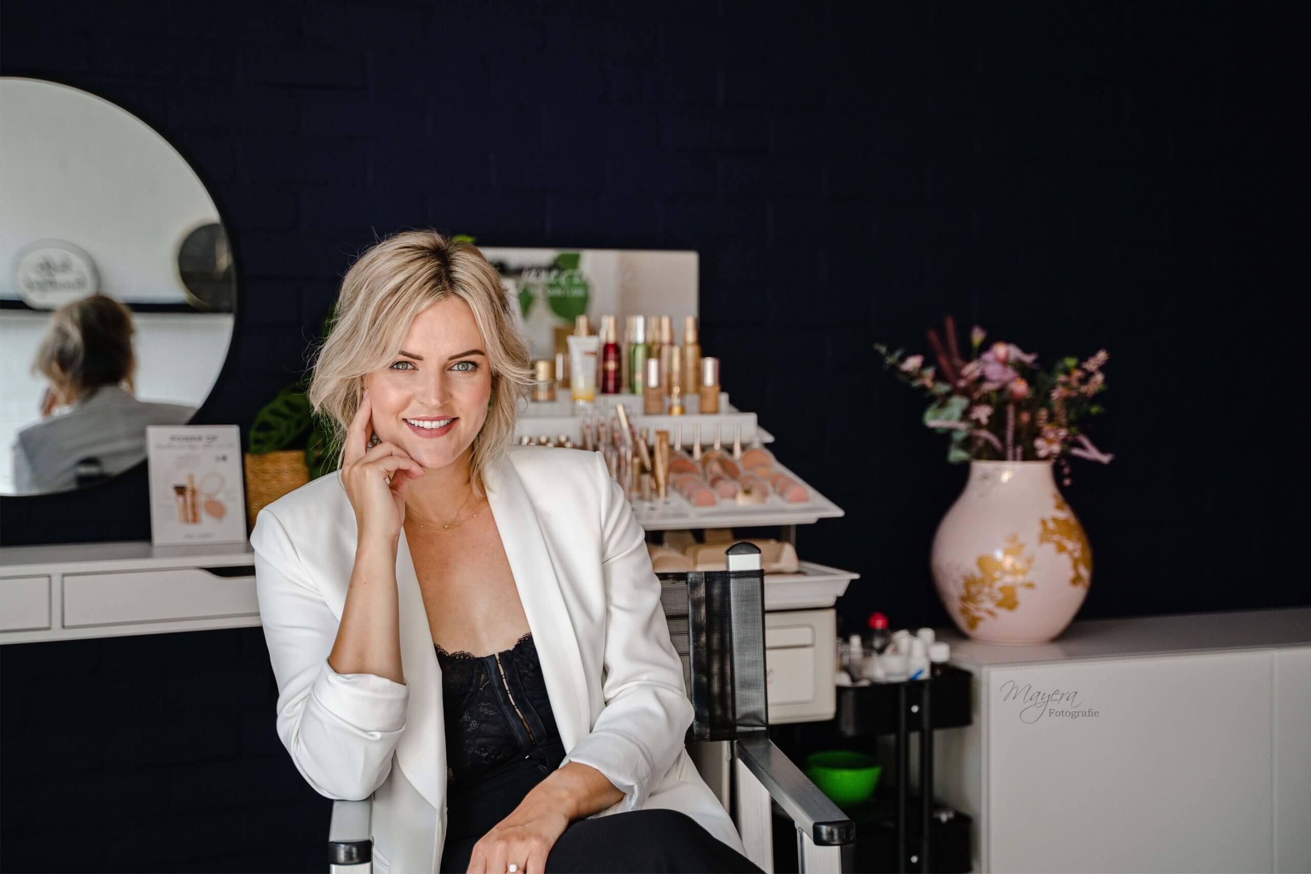 Branding feed bedrijfsreportage vrouwelijke ondernemer instagram mua make up wijk bij duurstede Amsterdam