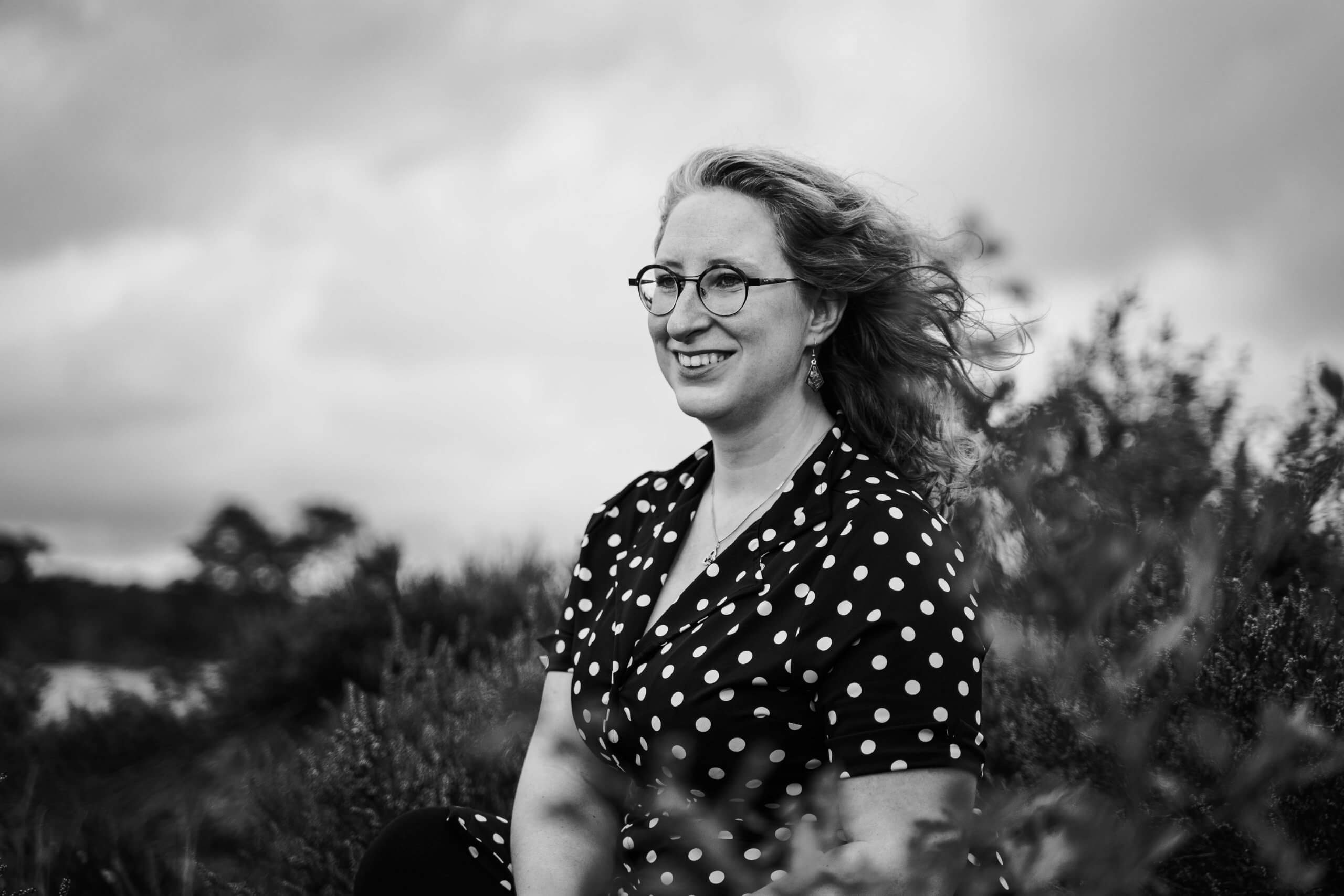 Bedrijfsreportage content beeldbank buiten bedrijf zzper vrouwelijke ondernemer reportage